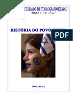 A História Do Povo Judeu - Walter Souza Borges