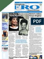 Washington D.C. Afro-American Newspaper, May 15, 2010