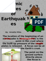 seismicwavesofearthquakespowerpoint