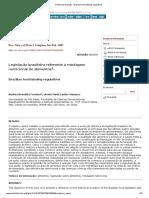 Revista de Nutrição - Brazilian Food Labeling Regulations