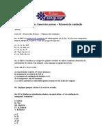 - Exercícios Extras - Número de Oxidação- 3c13