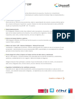 Catalogo Tecnico UnysoftERP