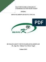 PEDOMAN ORGANISASI PKRS