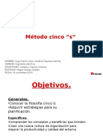 Metodo Cinco s