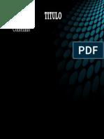 diapositiva negro azul