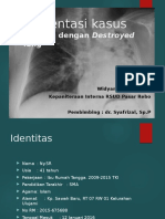 Destroyed Lung