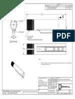 Receiver Extension Milspec AIRSOFT M4