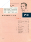 07 - Electrostática I Fisica 2º Parte. Francisco Rivero