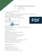 Métodos Computacionais Em Estatística