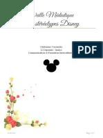 chatainier cassandra - veille disney