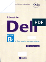 Réussir Le DELF B1
