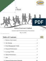 Annual & Q4 FY16 Performance Presentation [Company Update]