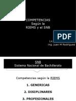 Competencias RIEMS