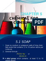 CHAPTER 5 Chemical for Consumers