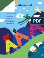Junior Brown_Phonics 1_Story Book