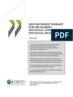 2015 OECD INFE Toolkit Measuring Financial Literacy
