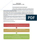 Texto Argumentativo - Material Teórico