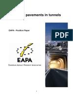 Asphalt Pavements TunnelsMay2008