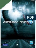Estística Aplicada - 4.Ed.ron Larson, Betsy Farber