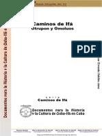 CDI012 Otrupon y Omolúos