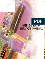 17mb100 Service Manual