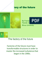 The Factory of the Future