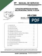 Arc260 Spanish Sm