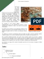 Corrosión - Wikipedia, La Enciclopedia Libre