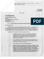 HTC ITC Complaint Date-Stamped Copy