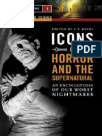 Icons of Horror and the Supernatural an Encyclopedia of Our Worst Nightmares, Vol. 1 & 2 - ST Joshi (Ed)