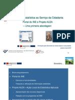 RBE Portal Do INE 2015