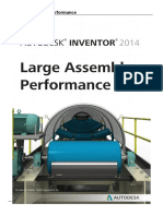 Inventor Deep Dive Large Assembly Instructions