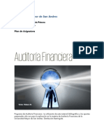 Auditoria Finaciera