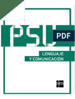 PSU lenguaje y comunicaciones - sm.pdf