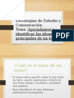 Clase 1 Idea Principal