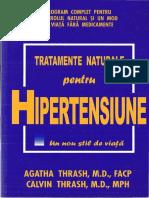 Agatha & Calvin Thrash - Tratamente Naturale Pentru Hipertensiune