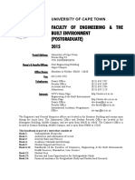 Handbook 7B EBE Postgraduate Studies2015