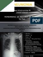Lapkas Pneumonia