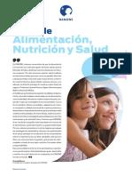 Carta Alimentacion informativa