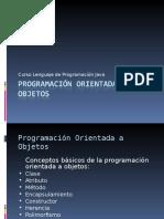 3 Programación Orientada a Objetos