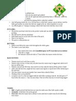 softball syllabus