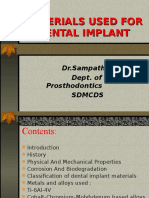 material 4implants.ppt