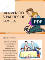 Escuela de Padres Diapositivas