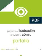 Proyecto de ilustración y cómic - Porfolio