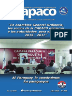 Revista CAPACO Julio-15