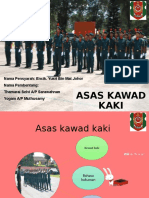 Asas Kawad Kaki