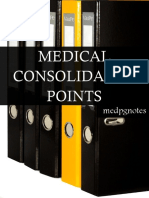 Medical Consolidated Points