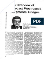 JL-79-January-February an Overview of Precast Prestressed Segmental Bridges