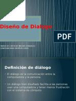 Diseño de Dialogo