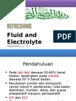 Refreshing Elektrolit